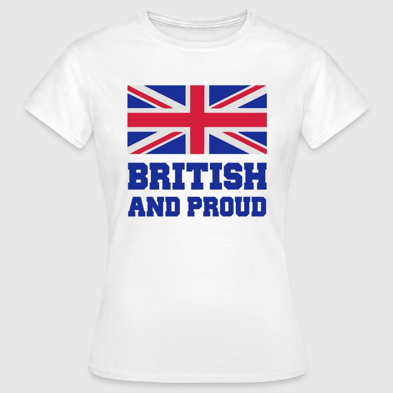 British T-Shirts - Women's T-Shirt