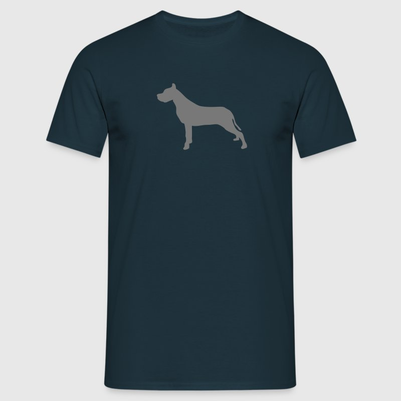 dogue argentin chien 2 Tee shirts - T-shirt Homme