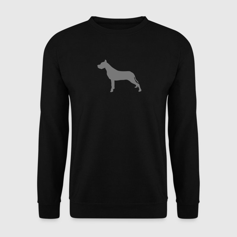 dogue argentin chien 2 Sweat-shirts - Sweat-shirt Homme