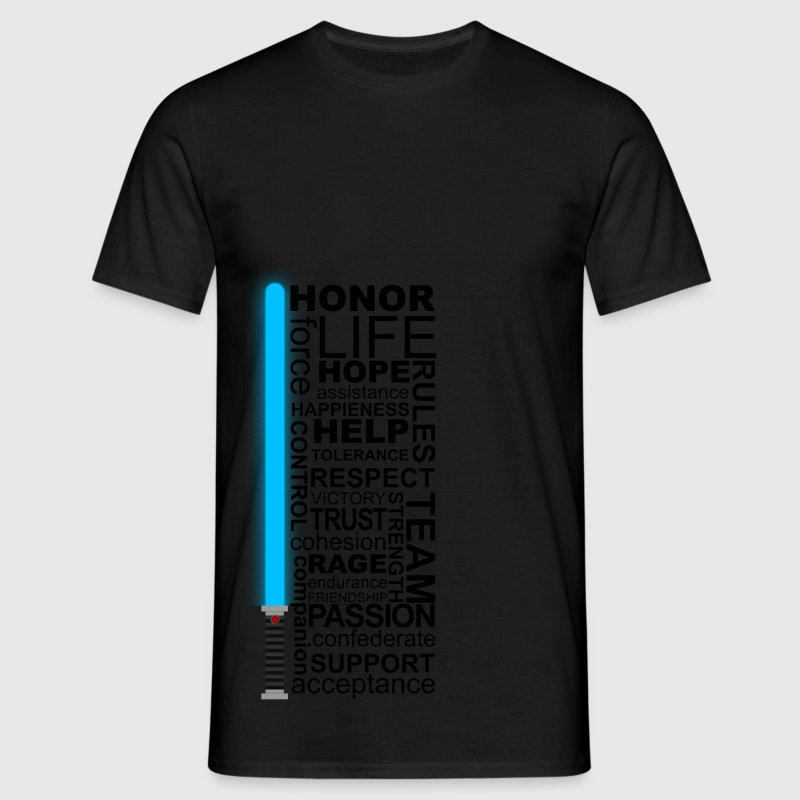 Jedi Fighter T-Shirt | Man - Männer T-Shirt