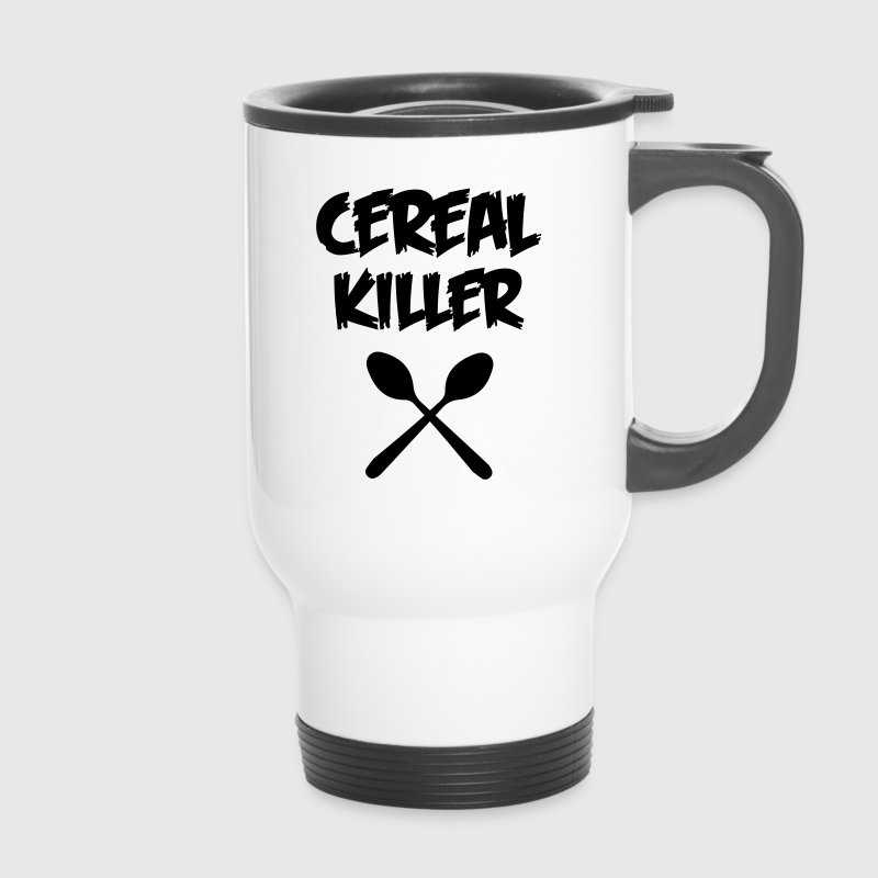 CEREAL KILLER (muesli / cornflakes)  Flessen & bekers - Thermo mok