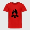 Lagerfeuer T-Shirts - Kinder Premium T-Shirt