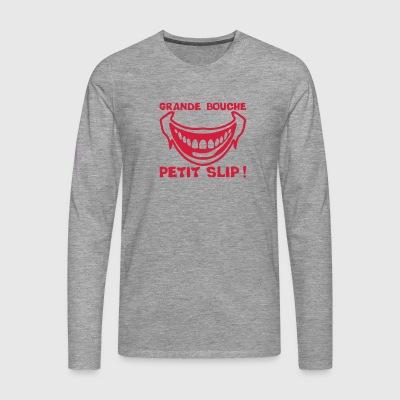 manches longues slip commander en ligne spreadshirt. Black Bedroom Furniture Sets. Home Design Ideas