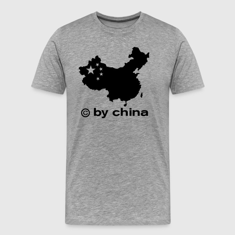 copy by china T-Shirts - Men's Premium T-Shirt