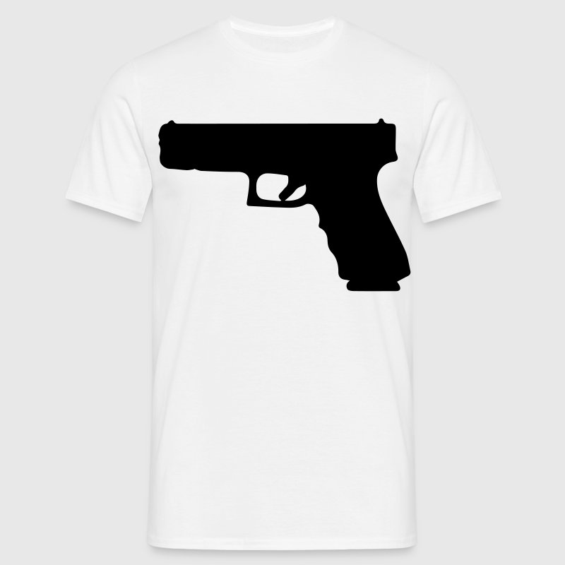 glock - Men's T-Shirt