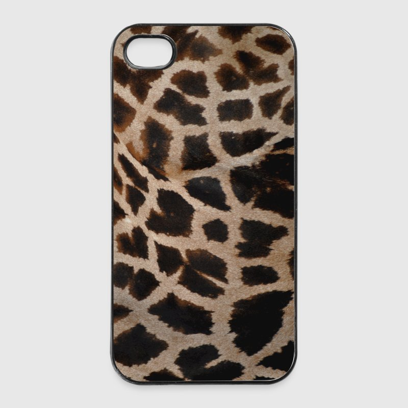 giraffe giraf Mobil- & tablet-covers - iPhone 4/4s Hard Case