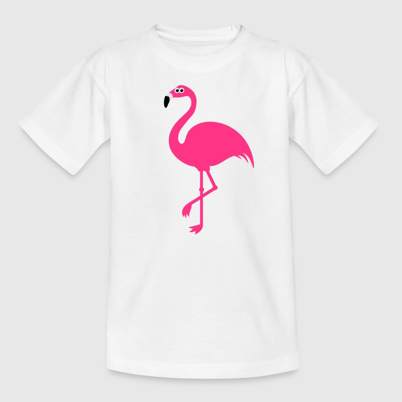 Funny Sweet Flamingo Shirts - Kids' T-Shirt