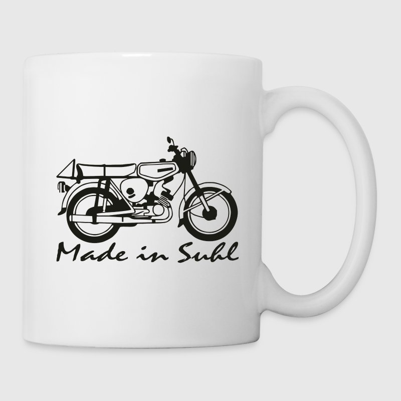 Simson s51 Made in Suhl - Tasse