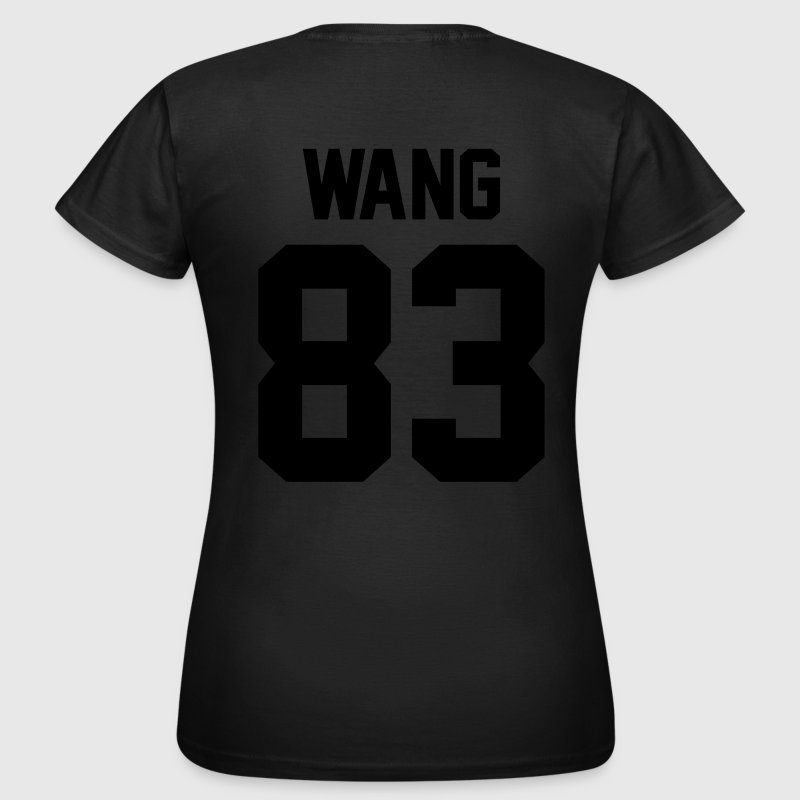 Wang 83 T-Shirts - Frauen T-Shirt