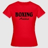 Boxing Addict T-Shirts - Frauen T-Shirt