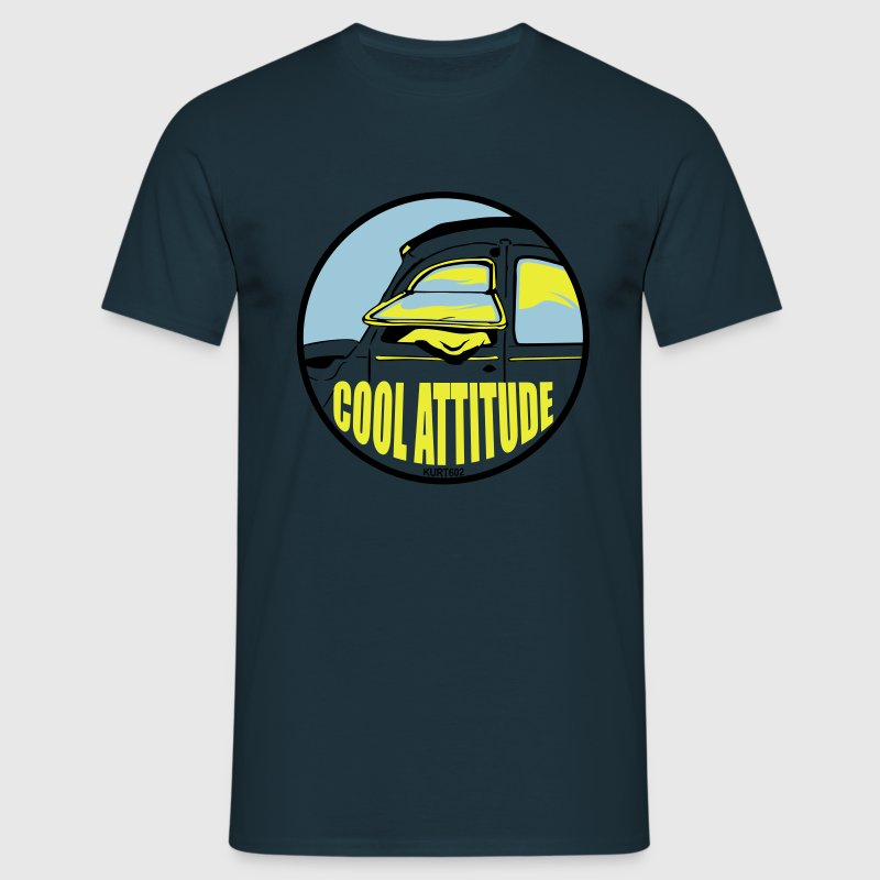 Marine Cool Attitude 2 Tee shirts - T-shirt Homme