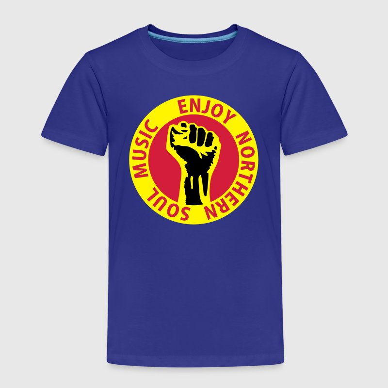 3 colors - Enjoy Northern Soul Music - nighter keep the faith Kids' Shirts - Kids' Premium T-Shirt