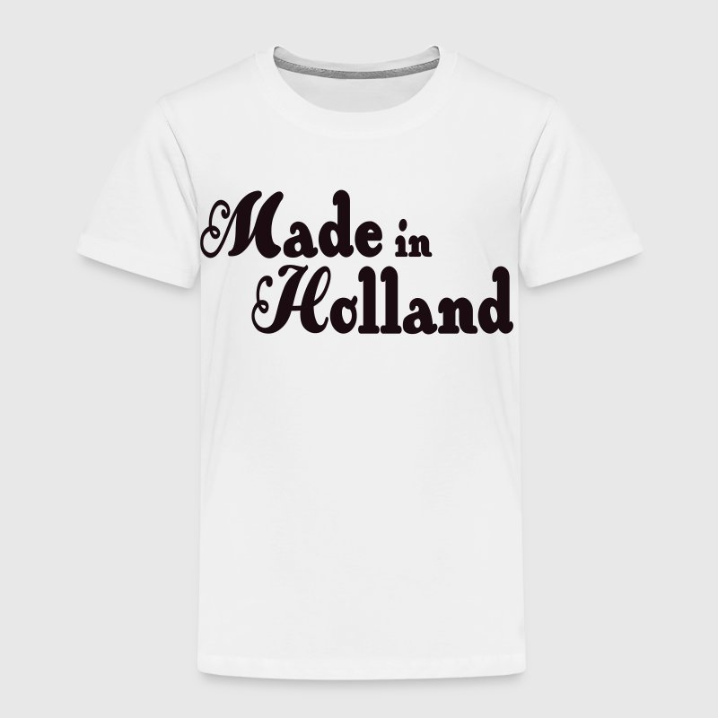 Made in Holland Tee shirts Enfants - T-shirt Premium Enfant