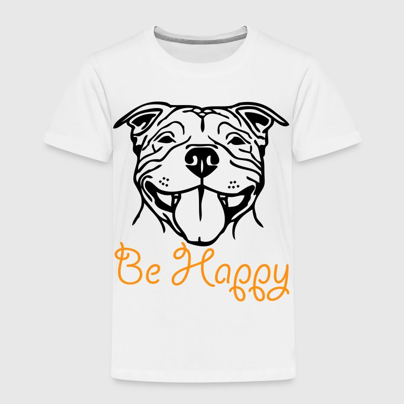 www.dog-power.nl - Kinderen Premium T-shirt