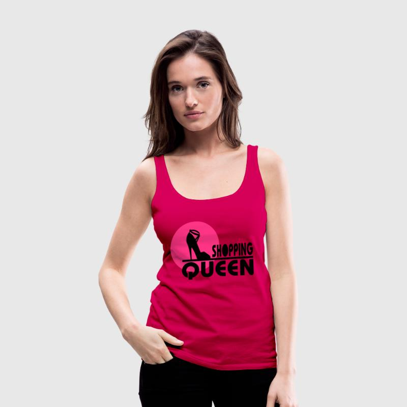 shopping-queen Schuhe Tops - Frauen Premium Tank Top