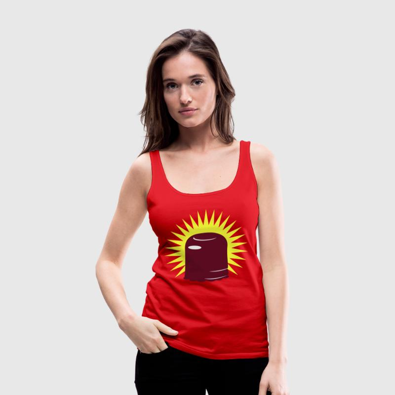 schaumkuss Tops - Frauen Premium Tank Top