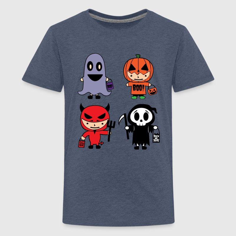 Halloween Kids' Shirts - Teenage Premium T-Shirt