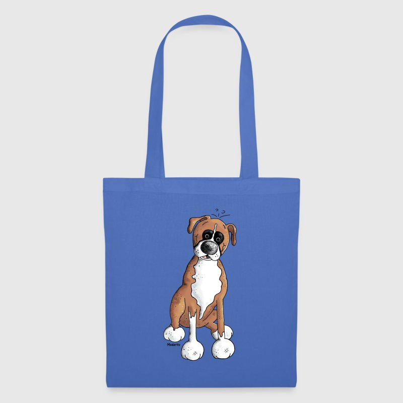 Boxer - Dog - Dogs Bags & Backpacks - Tote Bag