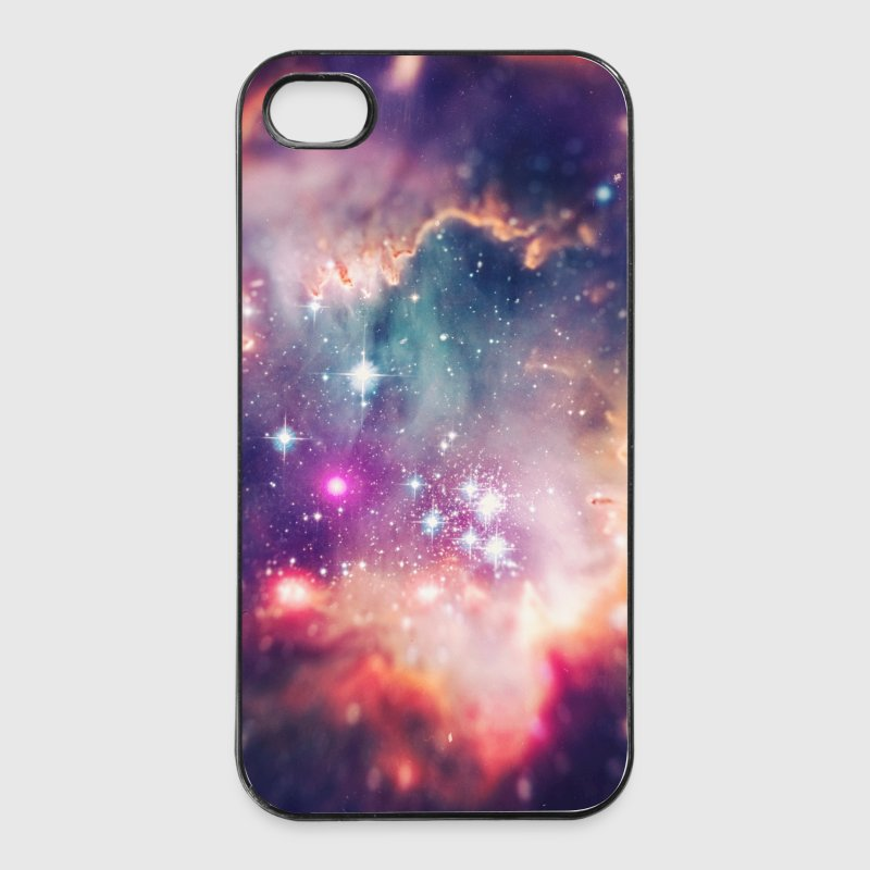 Weltraum Galaxie Design / Makro Universum Handy & Tablet Hüllen - iPhone 4/4s Hard Case