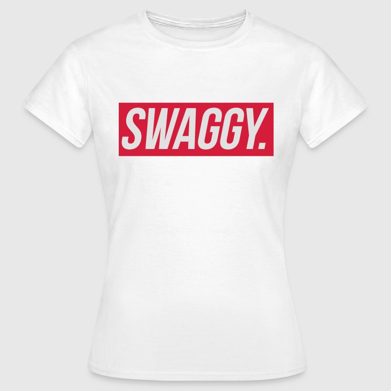 Swaggy Tee shirts - T-shirt Femme