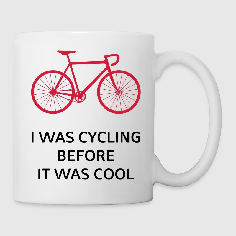 I Was Cycling Before It Was Cool Bottles & Mugs - Mug