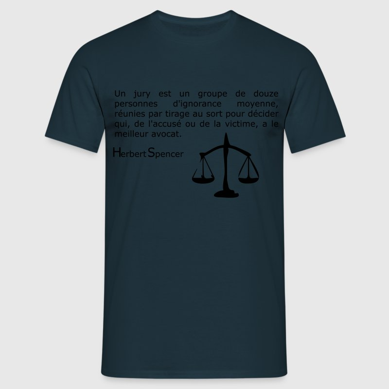 Justice ! - T-shirt Homme