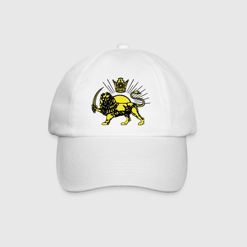 Original Emblem of Iran - Shir o Khorshid - Baseball Cap