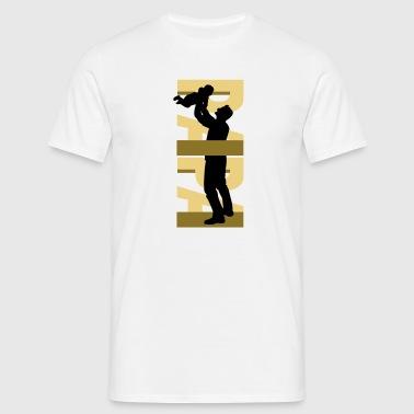 tee shirts p re fils commander en ligne spreadshirt. Black Bedroom Furniture Sets. Home Design Ideas