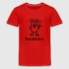 Maus - Mausebärchen T-Shirts - Teenager Premium T-Shirt