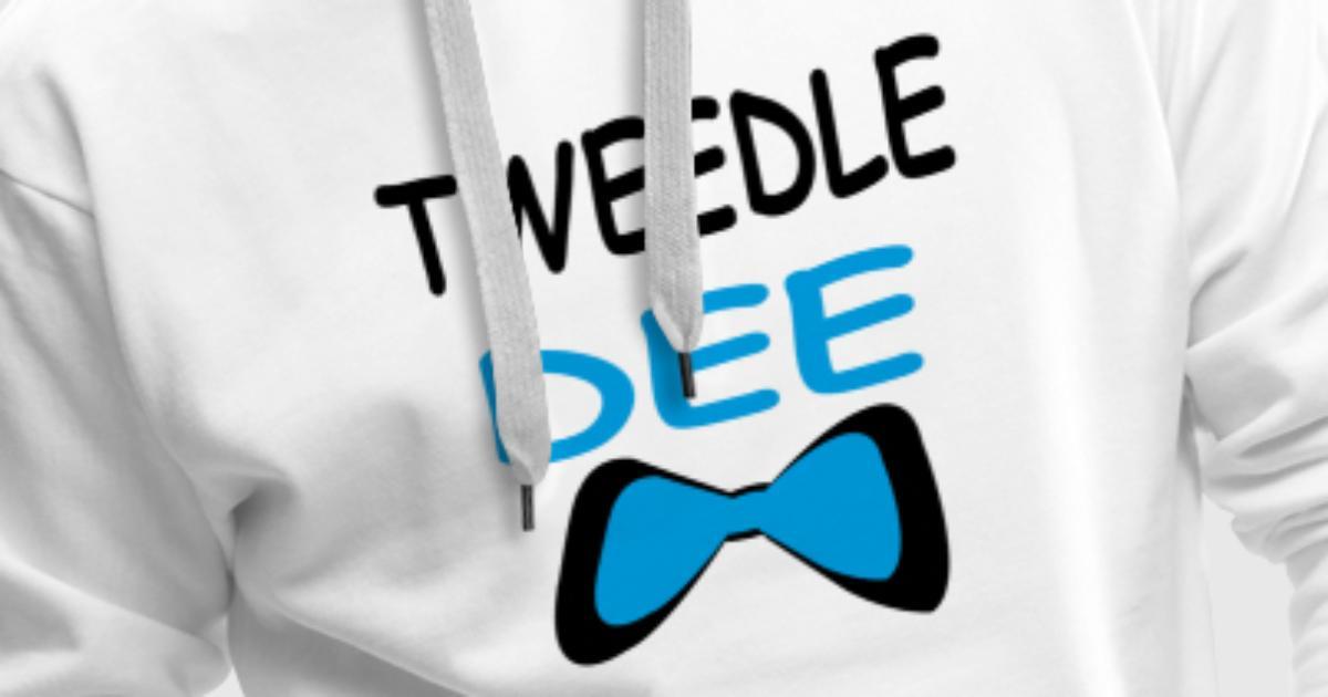 Tweede Dee-Tweedle Dum Hoodie