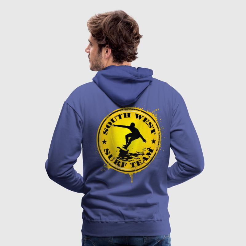 south west surf  team Hoodies & Sweatshirts - Men's Premium Hoodie