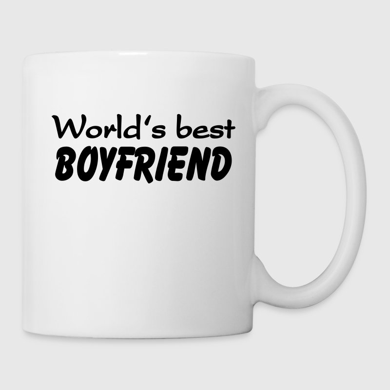 World's best Boyfriend Flessen & bekers - Mok