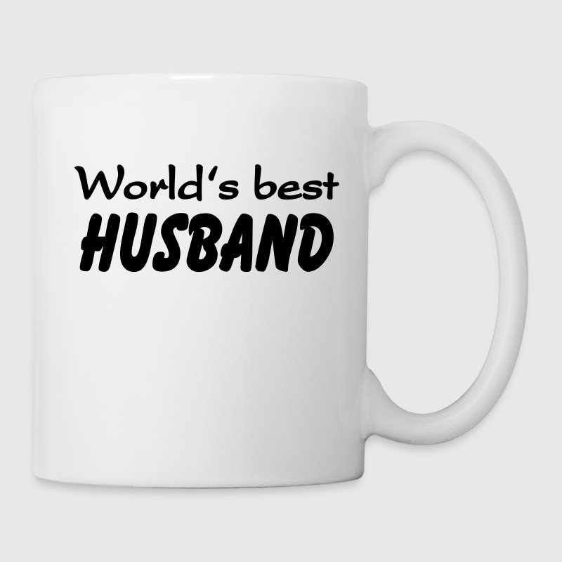 World's best Husband Bottles & Mugs - Mug