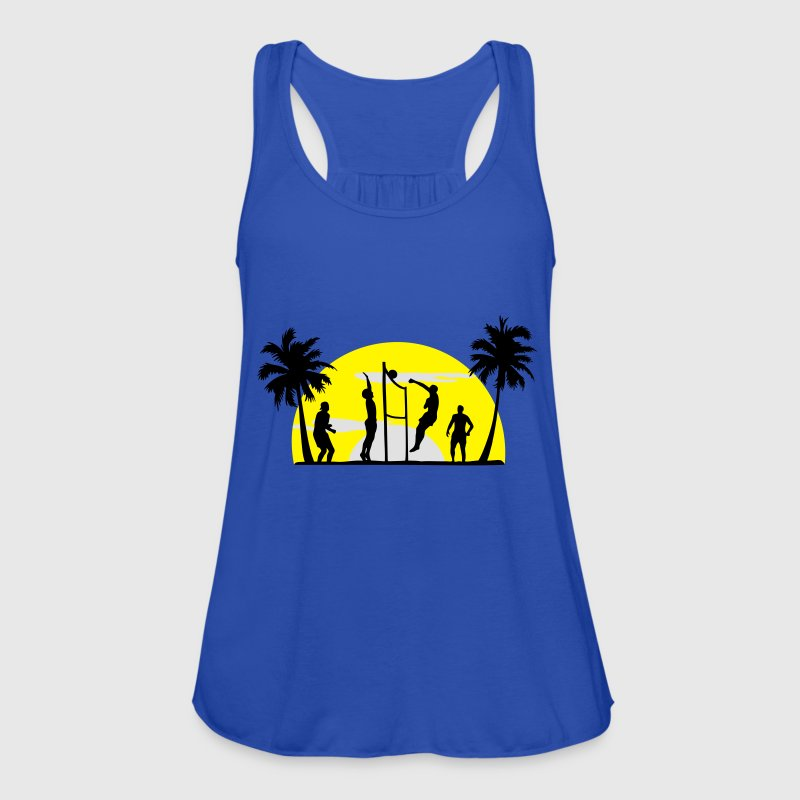 beachvolleyball, volleyball  Tops - Frauen Tank Top von Bella