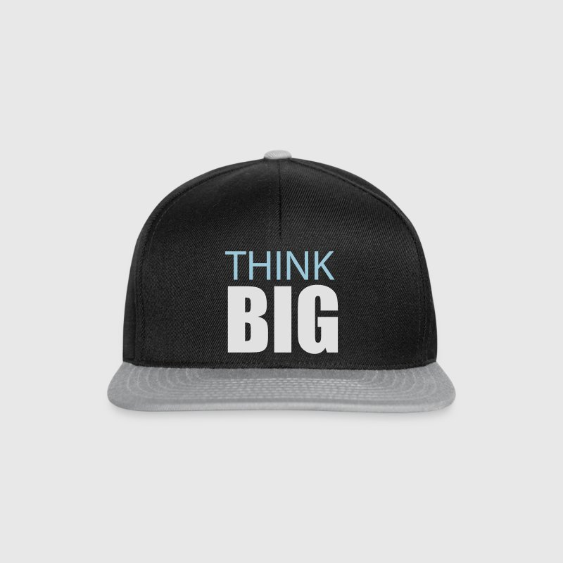 think big Caps & Hats - Snapback Cap