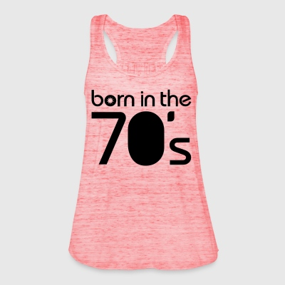 born in the 70´s T-shirts - Dame tanktop fra Bella