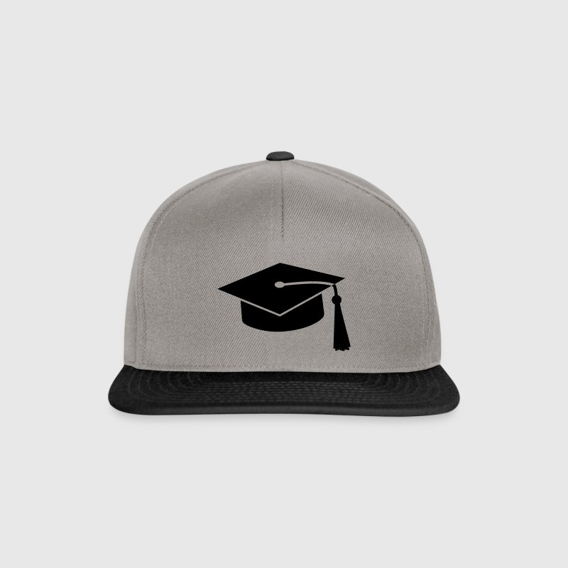 graduation hat v2 Caps & Hats - Snapback Cap