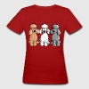 Grappige Poedel - Hond - Honden - Franse poedel T-shirts - Vrouwen Bio-T-shirt