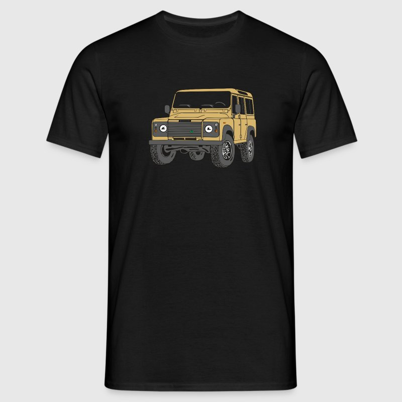 110 Defender Land Rover 4x4 - T-shirt Homme