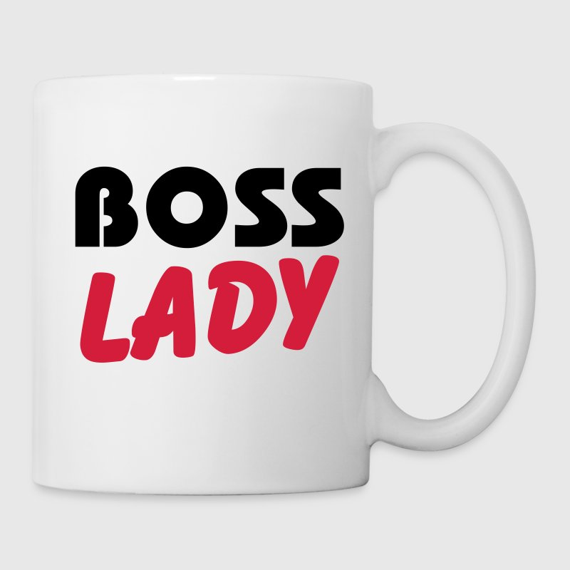 Boss lady Flaskor & muggar - Mugg