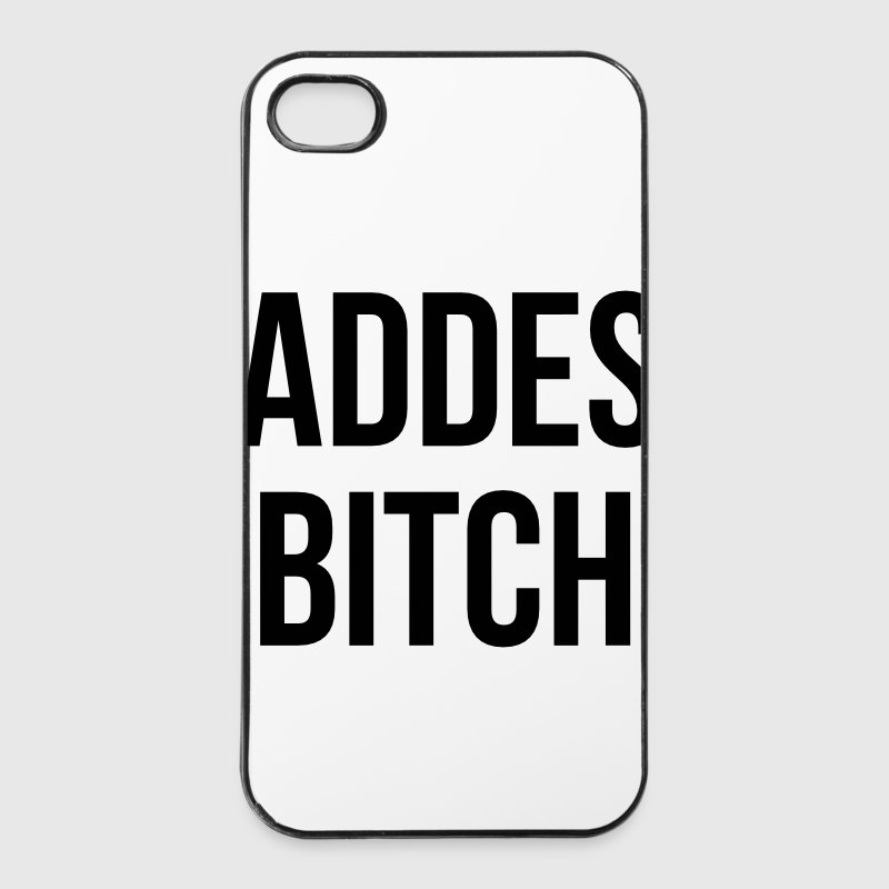 Baddest Bitch Phone & Tablet Cases - iPhone 4/4s Hard Case