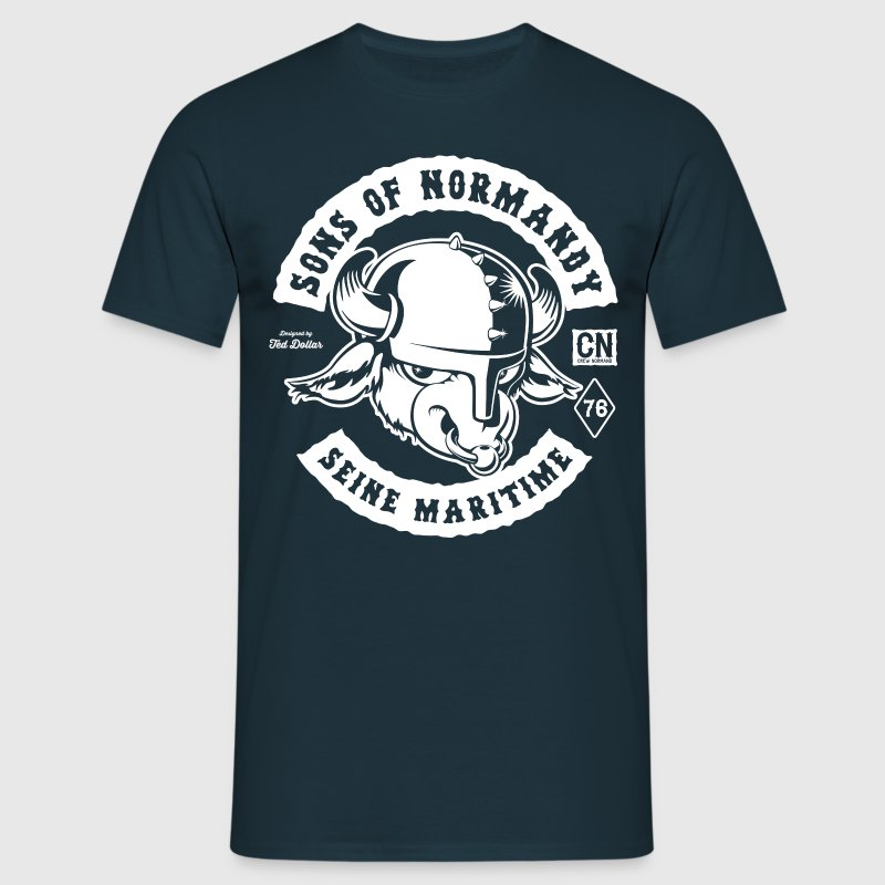 Sons Of Normandy 76 Tee shirts - T-shirt Homme