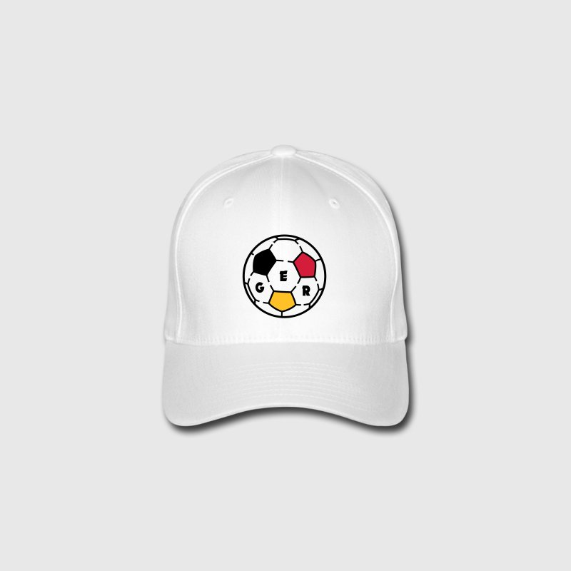 Casquette flexfit - Ballon foot GERMANY - Casquette Flexfit