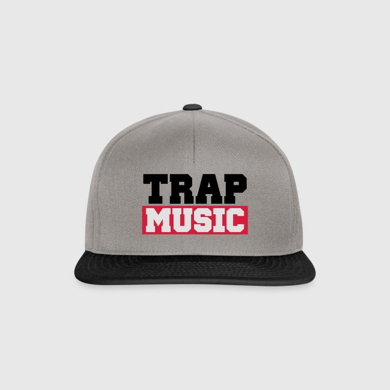 TRAP MUSIC - BASS PARTY Casquettes et bonnets - Casquette snapback