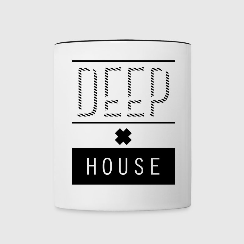deep house tasse spreadshirt. Black Bedroom Furniture Sets. Home Design Ideas