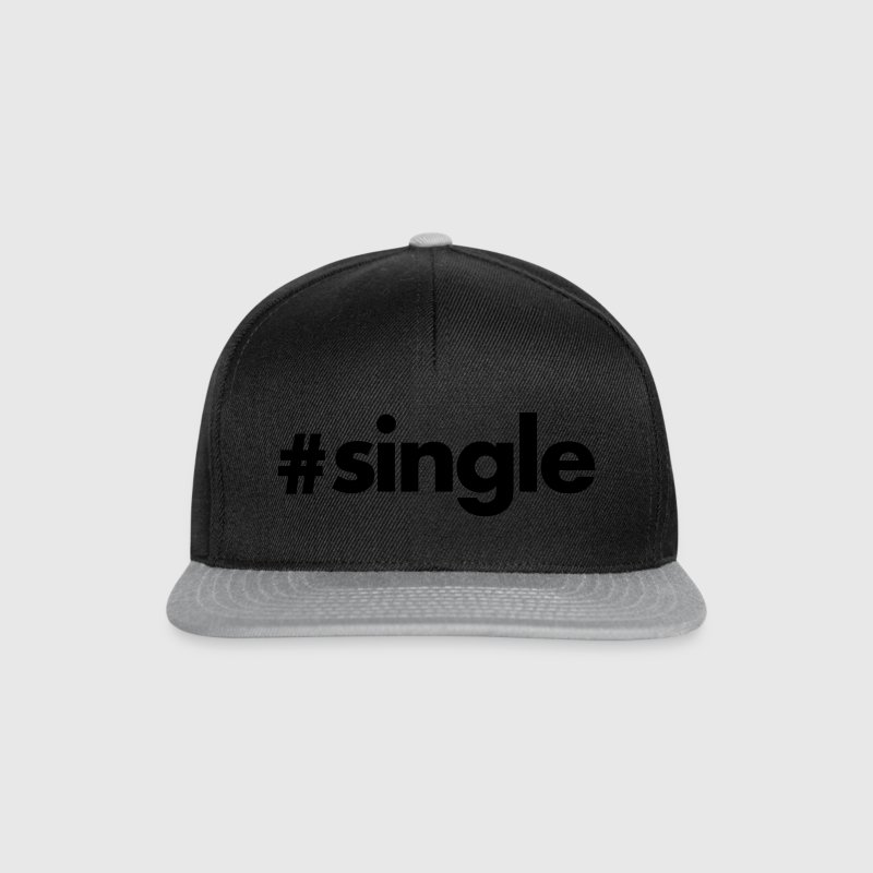 Single Caps & Mützen - Snapback Cap