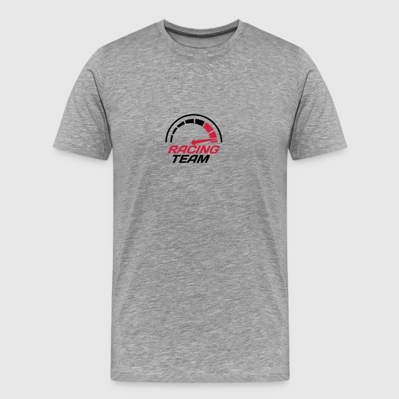 Racing team speedometer quick lawn T-Shirts - Men's Premium T-Shirt
