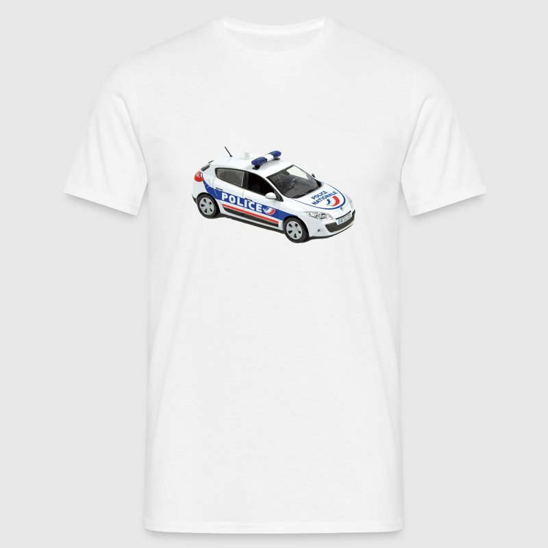 police france Tee shirts - T-shirt Homme