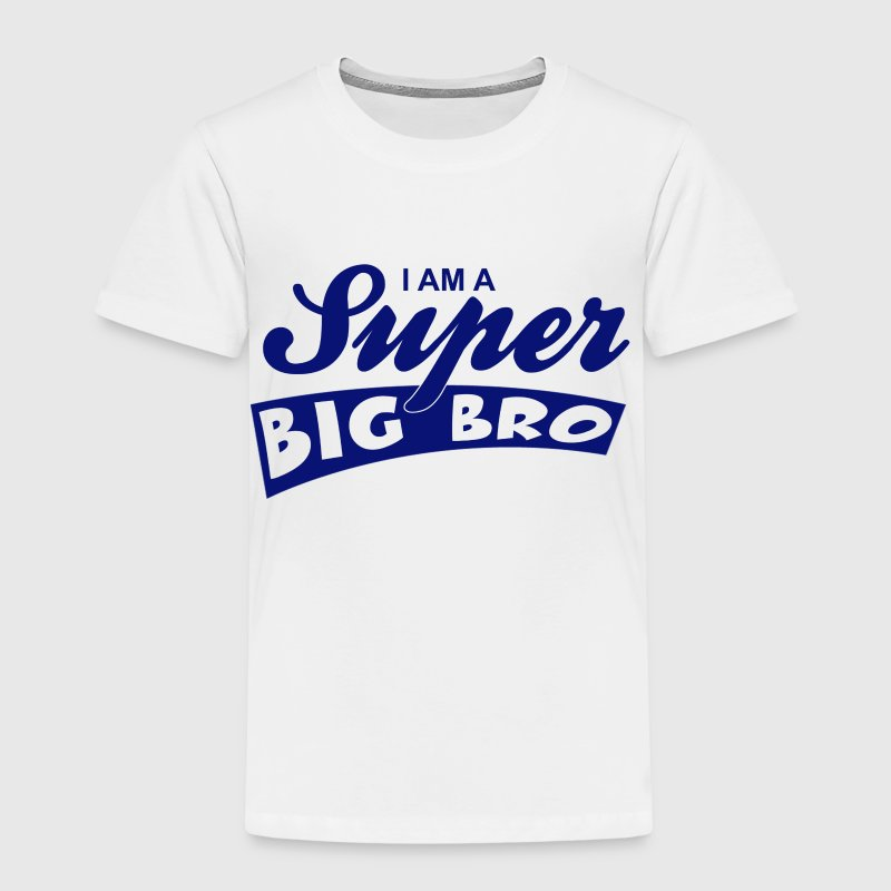 Super Big Brother T Shirt - Kids' Premium T-Shirt
