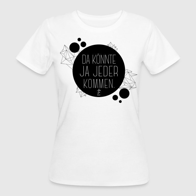 Mono | Jedermann T-Shirts - Frauen Bio-T-Shirt